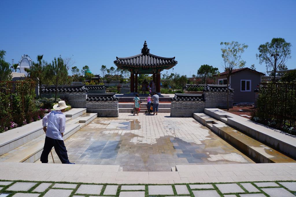 Площадка Южной Кореи