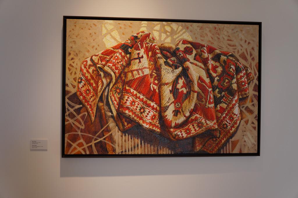Работа азербайджанского художника Эльчина Велиева